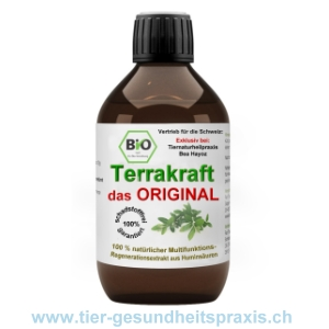 BIO Terrakraft - Multifunktionssaft